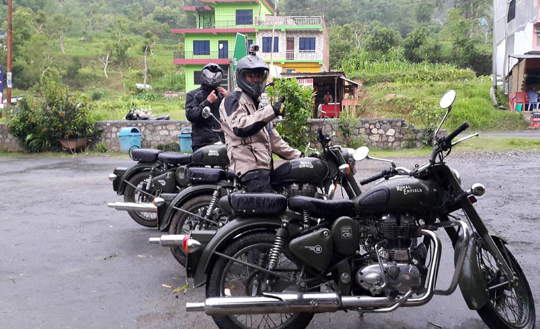 Lower Mustang Motorbike Tour