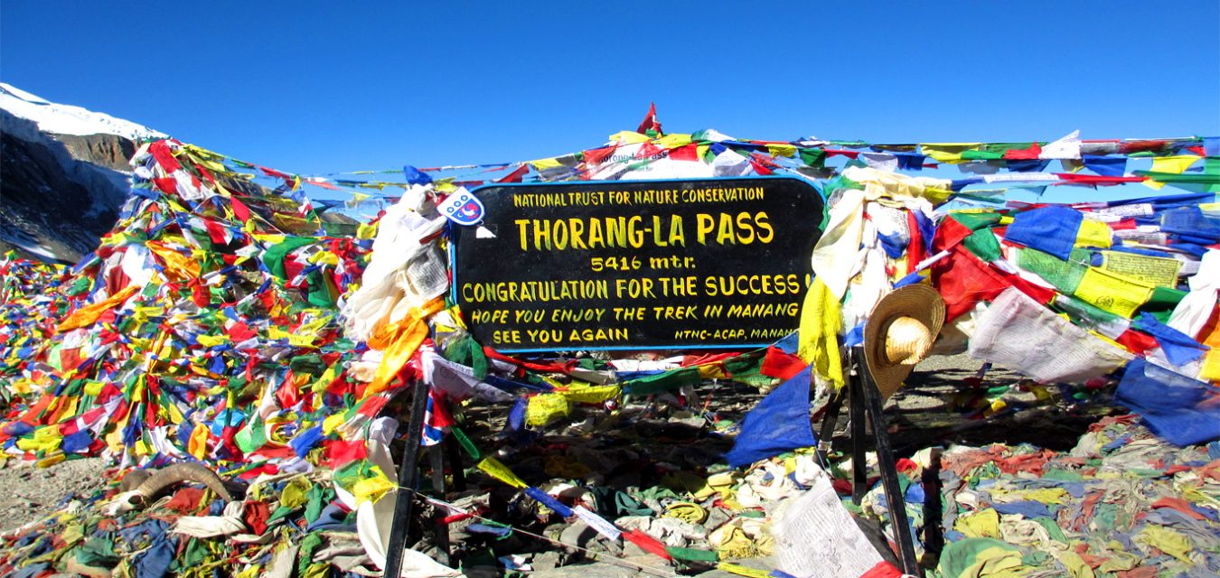 Express Annapurna Circuit Trek