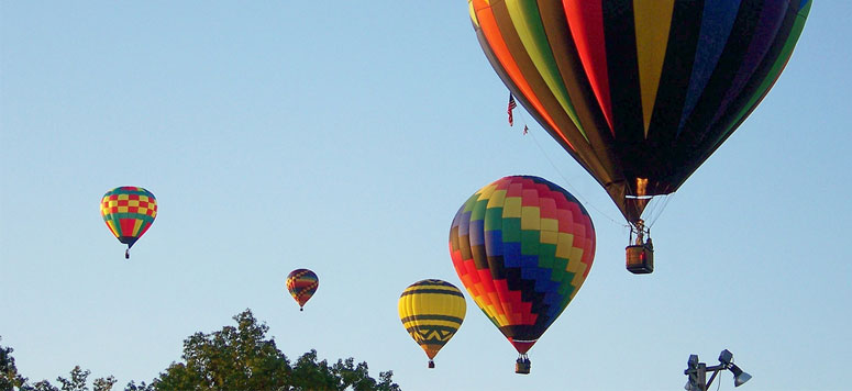 Nepal Hot Air Ballooning
