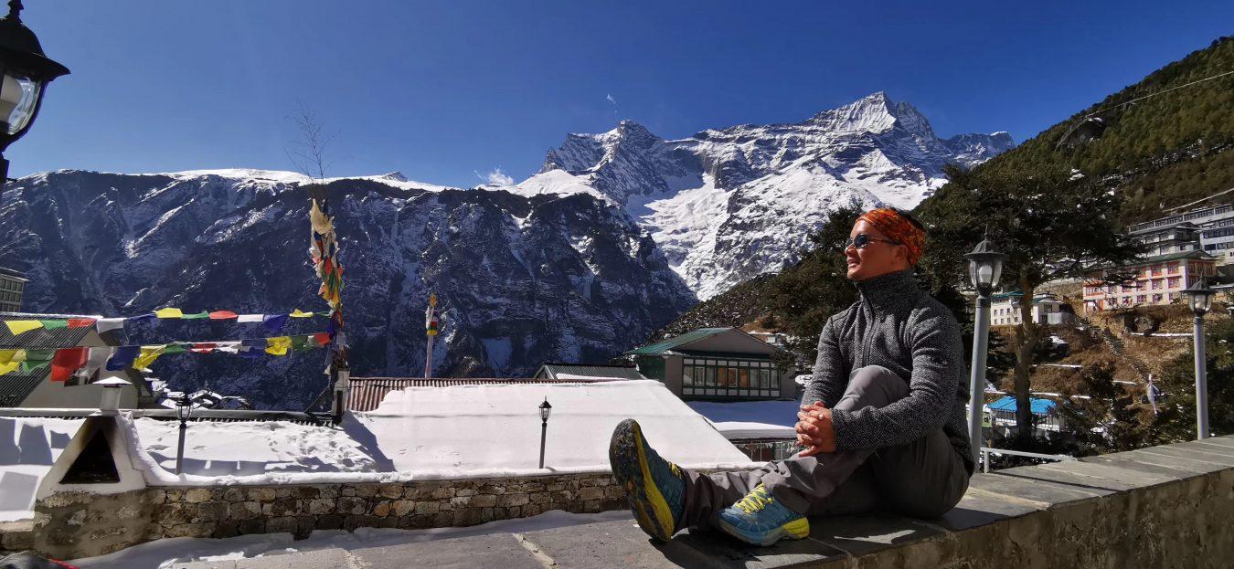 Everest View Short Trek