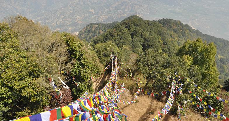 Nagarjung Day Hiking