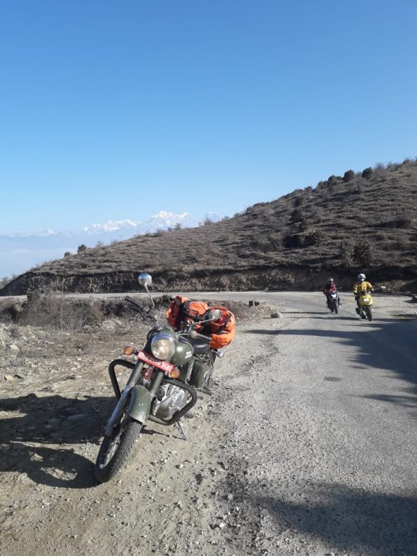 Everest View Motorbike Tour