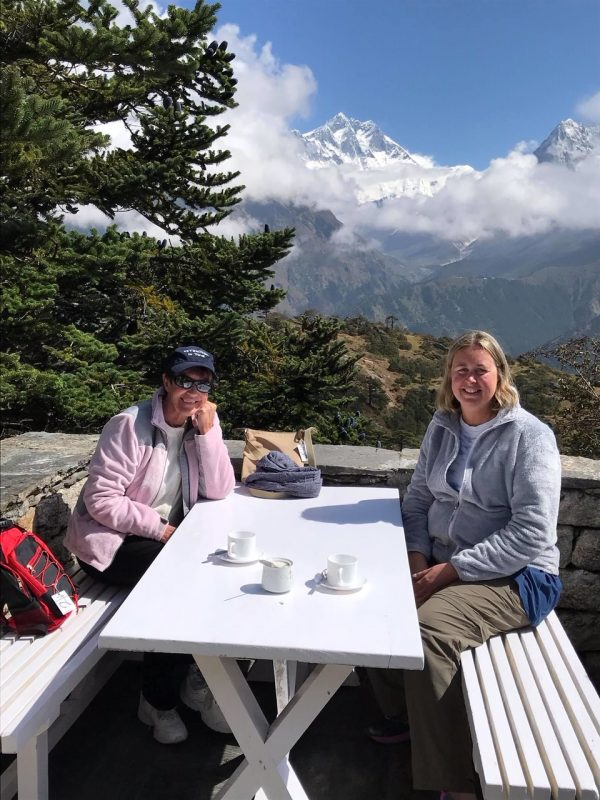 Everest Heli tour with Breakfast in Syangboche