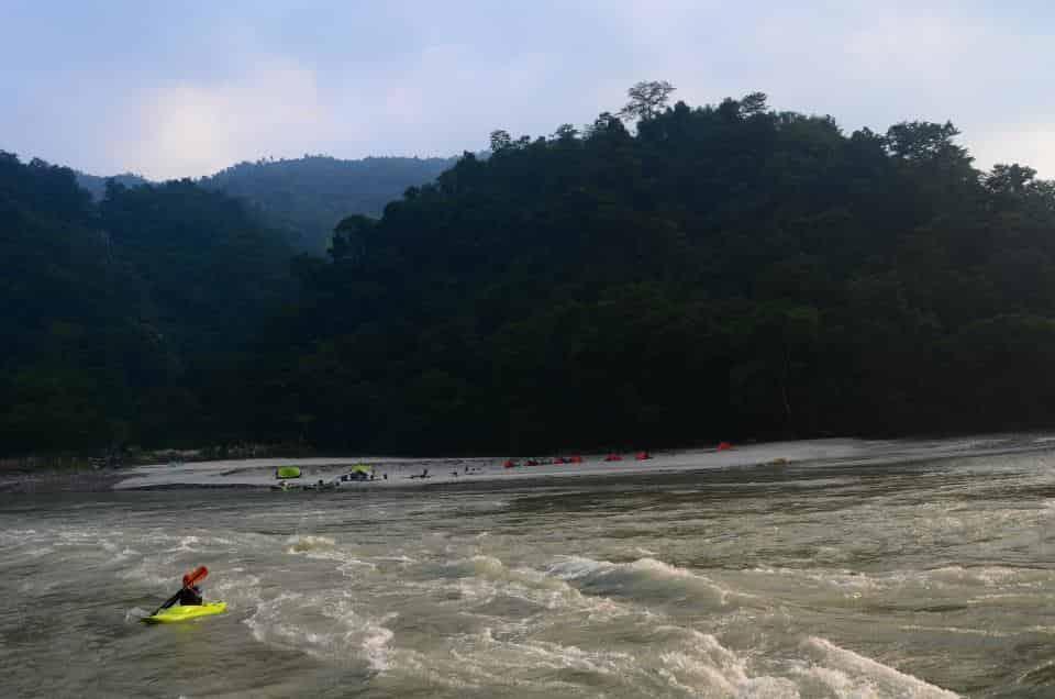 Trishuli River Rafting -Overnight